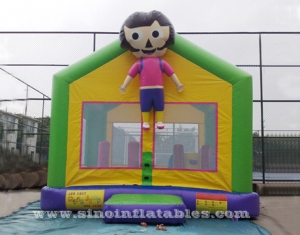 brave dora kids bounce house