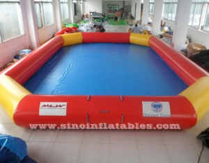 rectangle enfants grande piscine gonflable