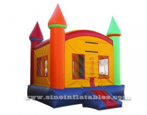 Rainbow Kids Bounce House
