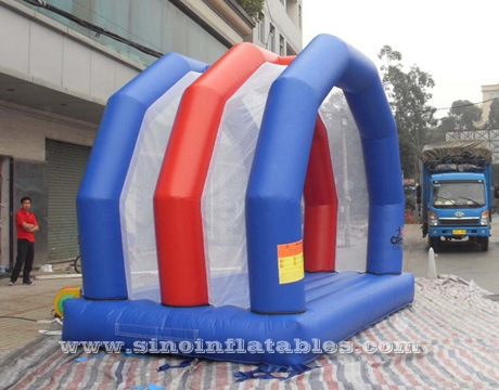 inflatable goal shooting