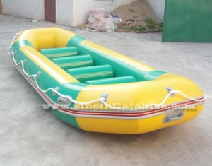 8 personnes grand kayak gonflable