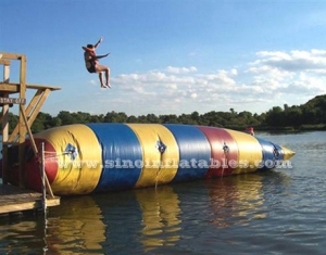 Commercial grade big jumping inflatable water blob
