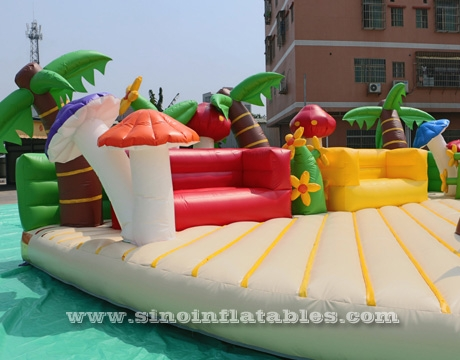kids N adults giant inflatable amusement park