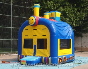 Enfants Thomas Train Bounce House