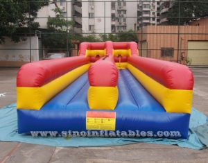 10m course élastique gonflable long kids n adults