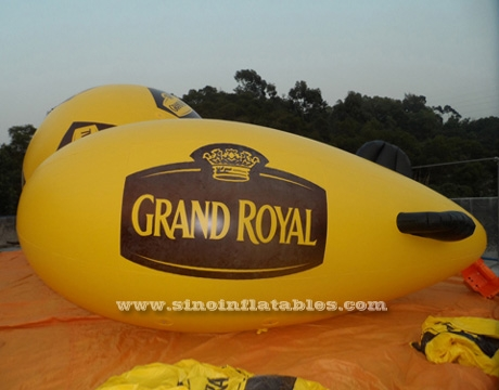 Grand Royal Inflatable Helium Zeppelin