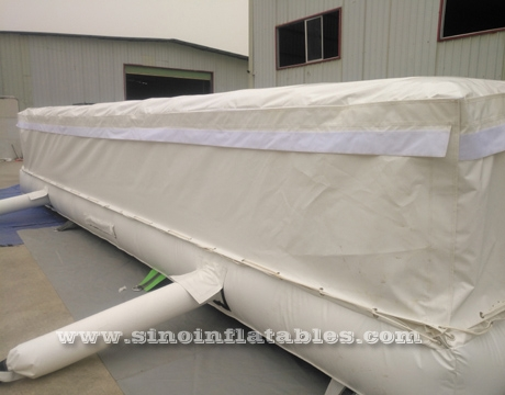 indoor foam pit airbag