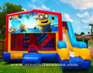 méprisable moi minion bounce house