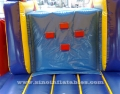 kids inflatable combo bounce house