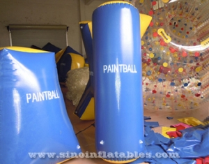 marqueur gonflable de paintball de baril