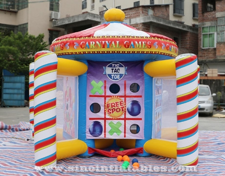 5in1 kids N adults blow up inflatable carnival games