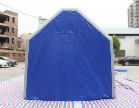 airtight big inflatable medical tent