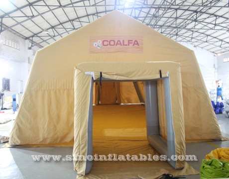 portable inflatable hospital rescue tent
